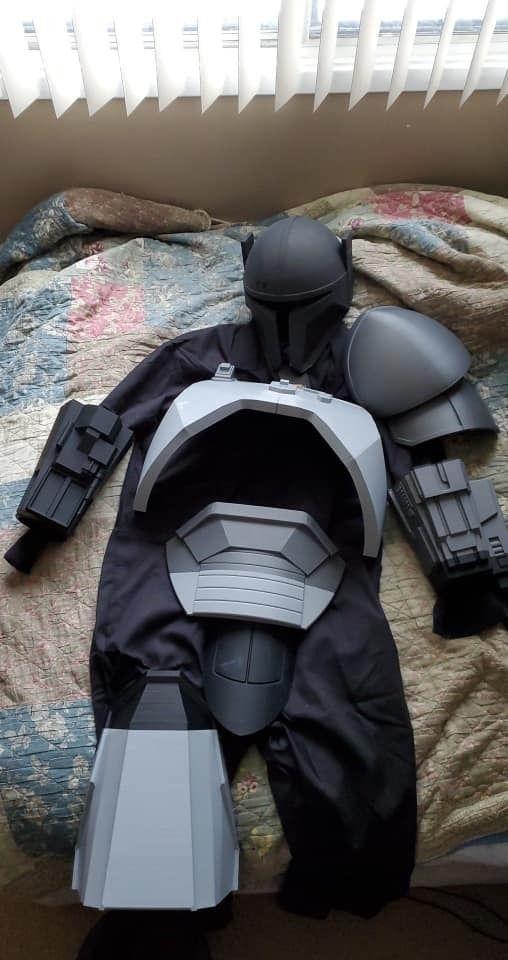 Full Heavy infantry mandalorian armor