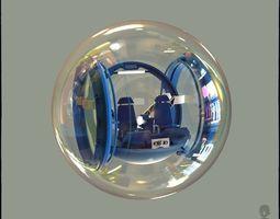 3D model Gyrosphere