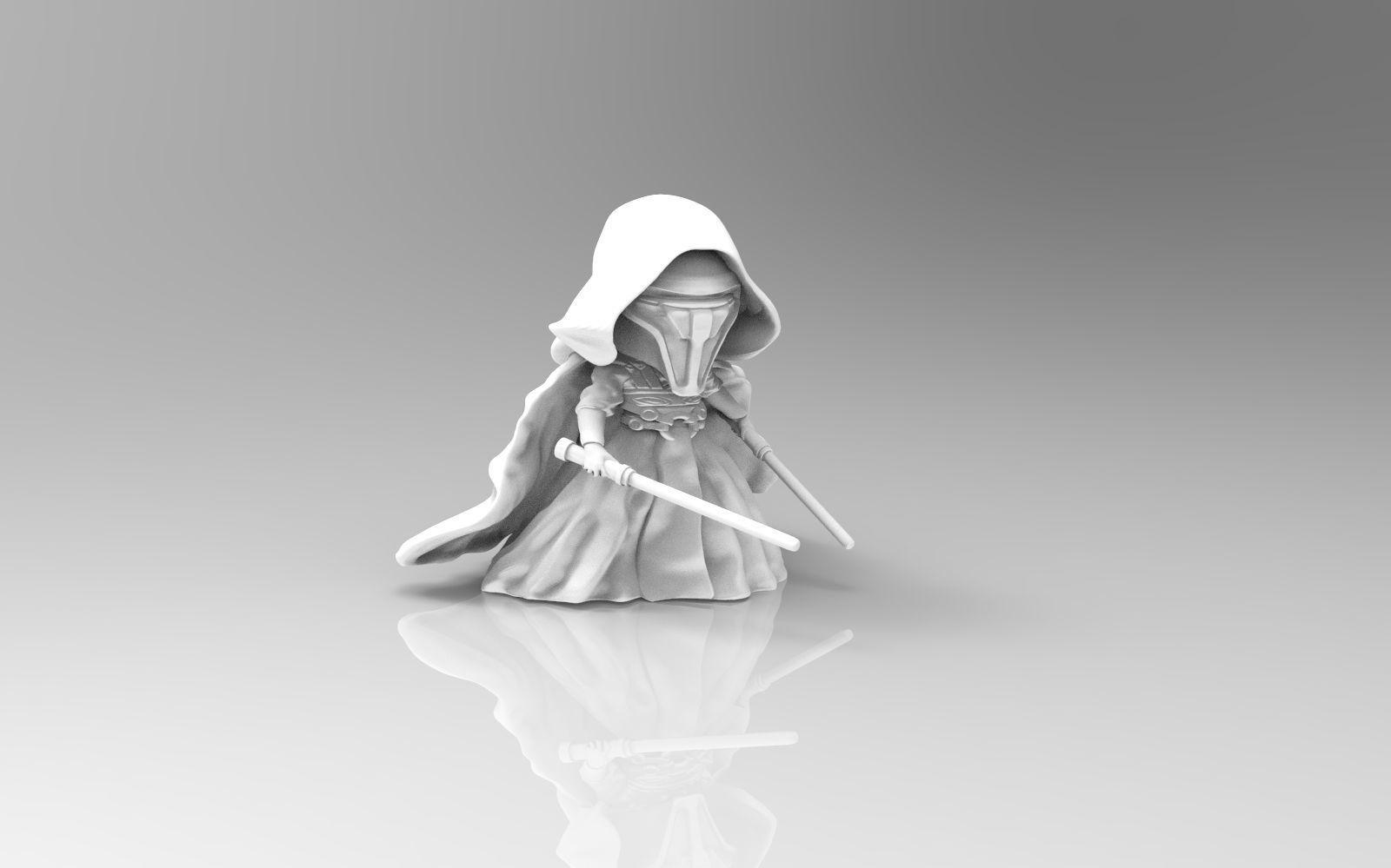 Chibi Ancient Knight