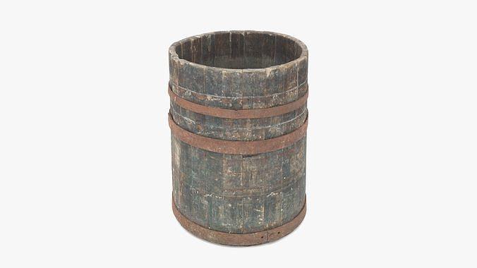 Modular Vat Barrel