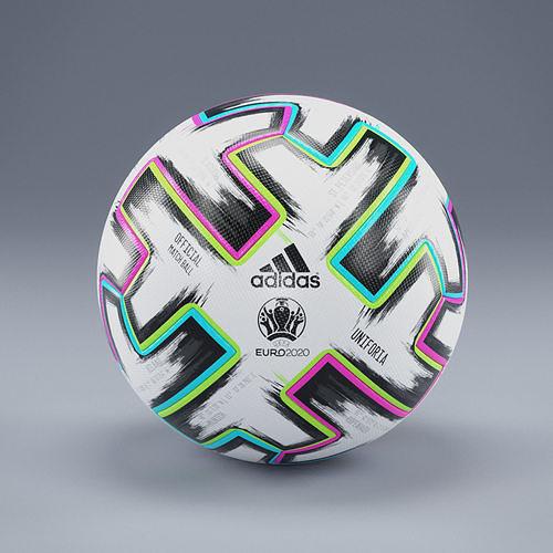 si Catarata Pensativo  Uniforia 2020 - Official Euro Cup Match Ball - Adidas 3D
