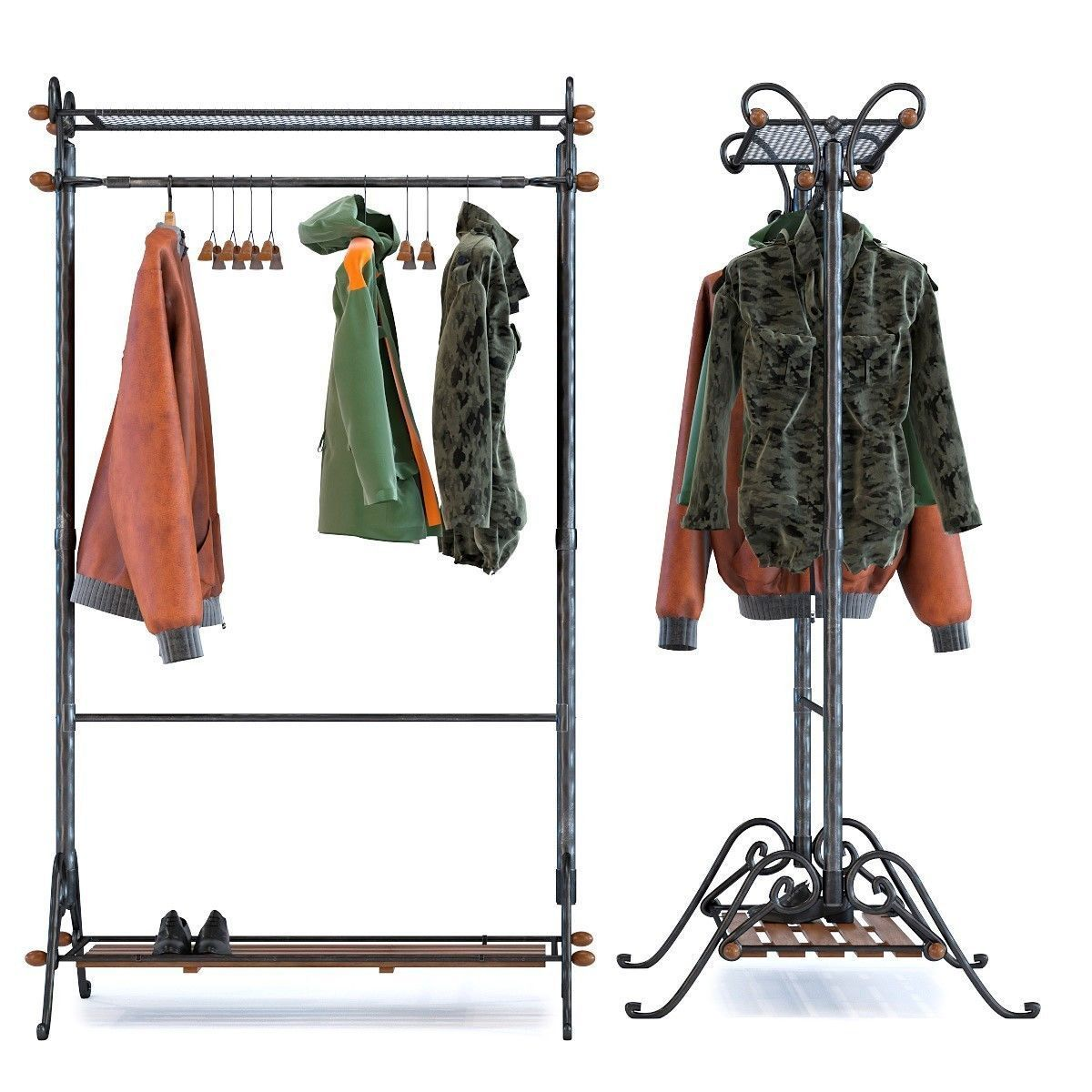 Clothing Rack Cosmopolitan