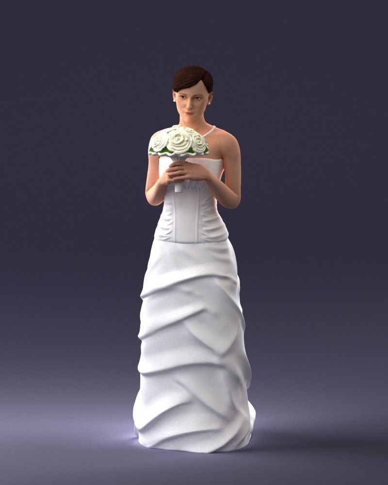 Bride 1009 3d print ready