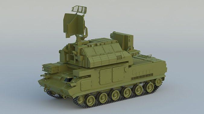 9K330 Tor SA-15 Gauntlet