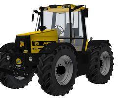 3D model JCB Fastrac 2150 FL
