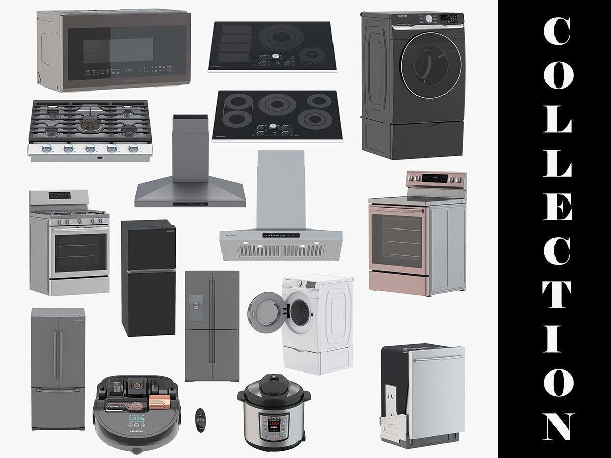 Home Appliances 16 Models