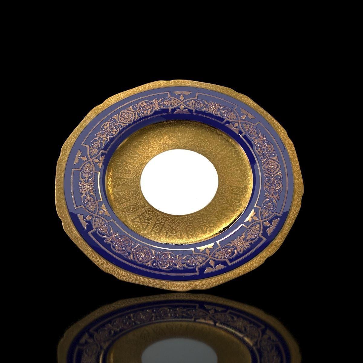 China Royal Chelsea Porcelain Dinner Plate