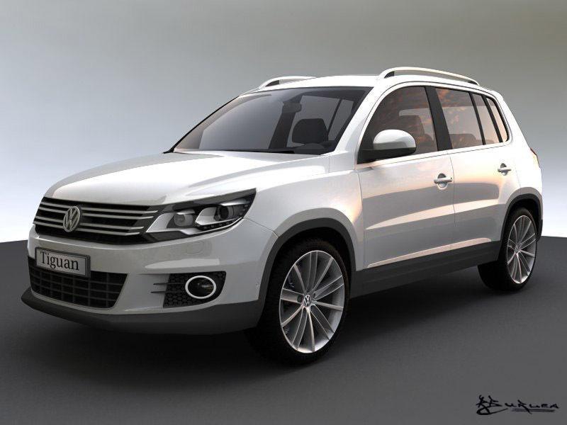 Volkswagen Tiguan 2012 Sport Style