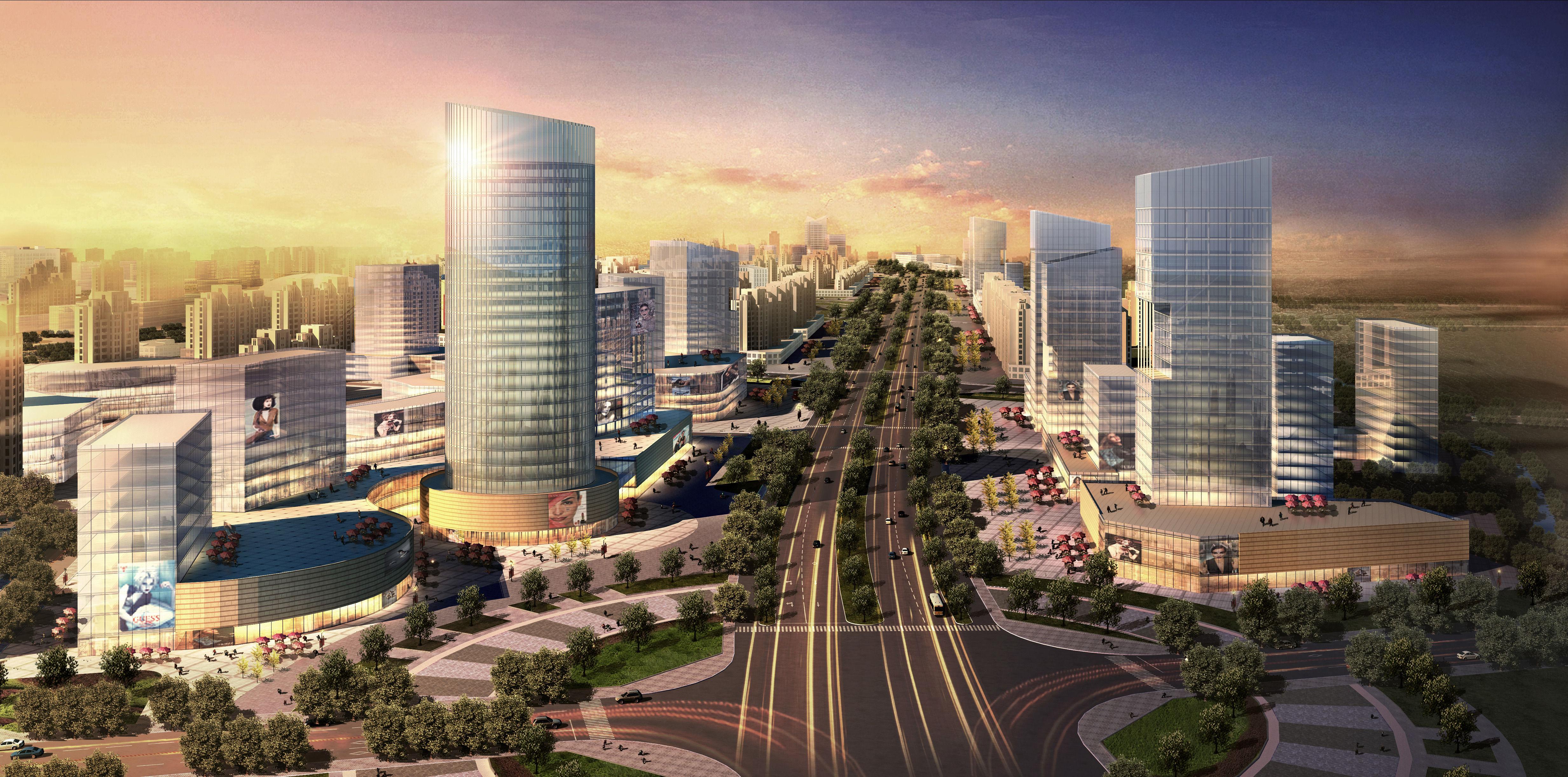 City 3d