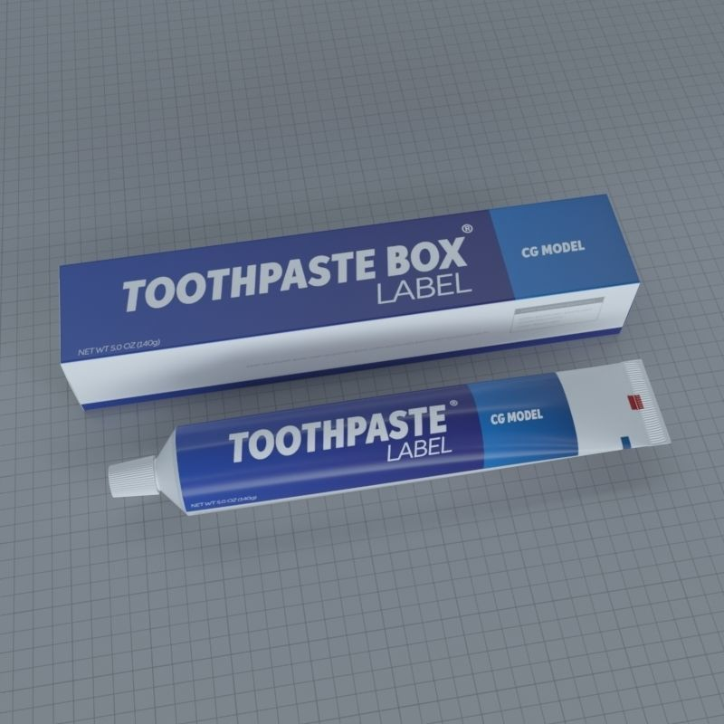 TOOTHPASTE CONTAINER