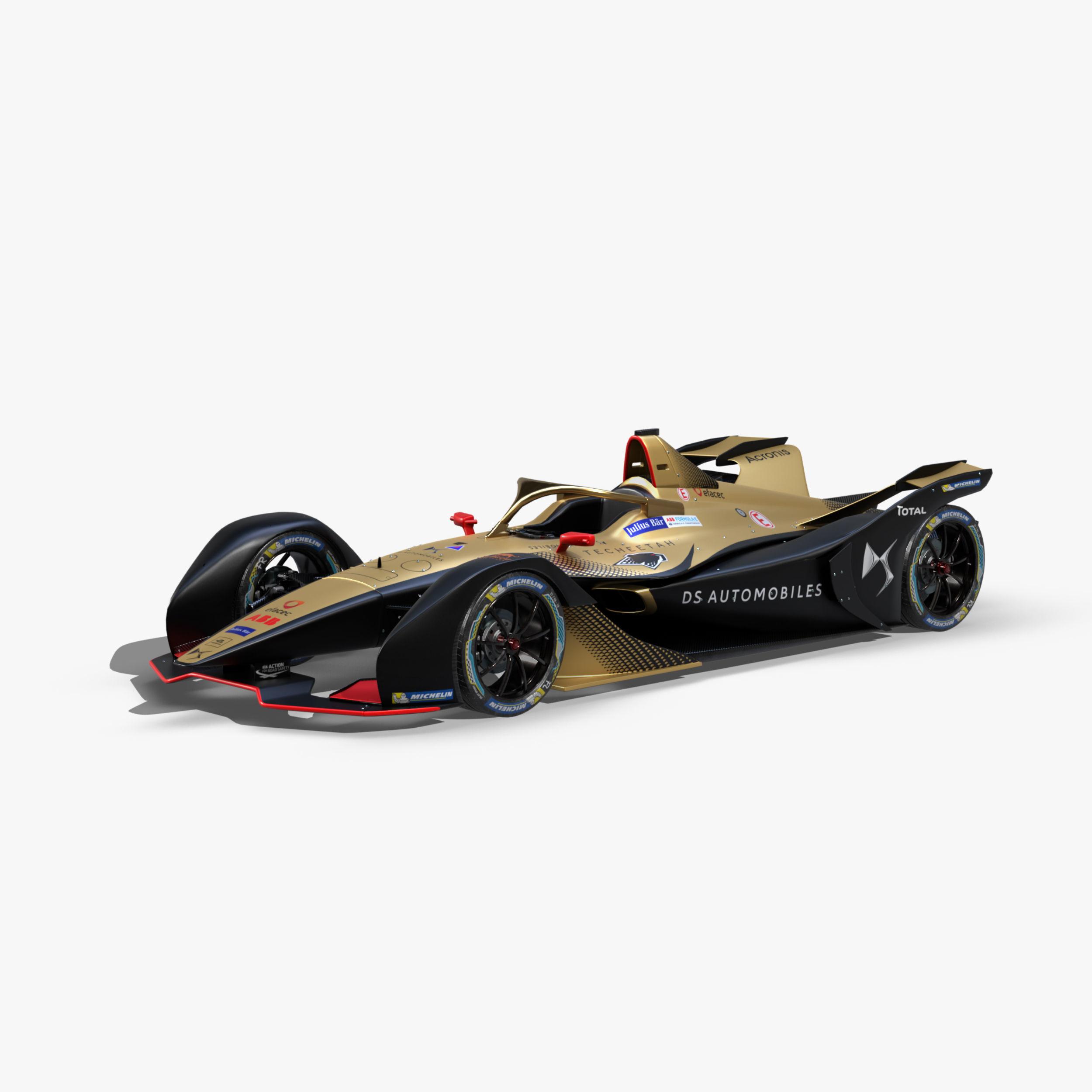 DS Formula E 2020