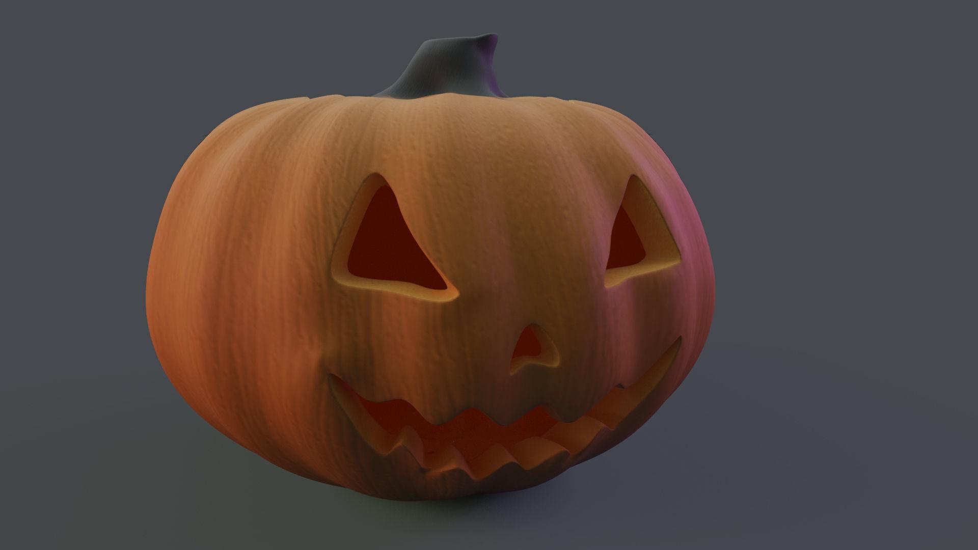 Jack o Lantern - Halloween Pumpkin