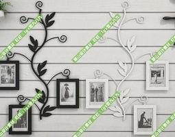 3D model Wall photo frame 16