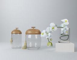 decorative 3D model Decor