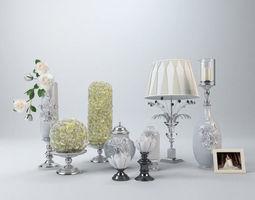 Decor decorative 3D