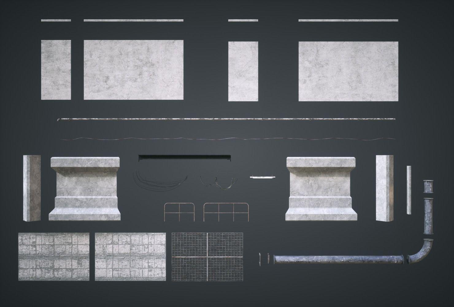 Sewers Modular Setup