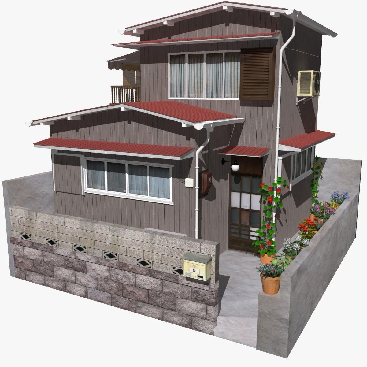 Sendagaya House