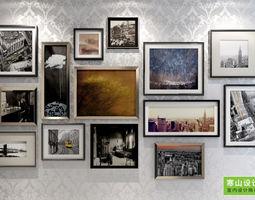 photo wall 86 3d