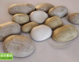 3D model Stone detail