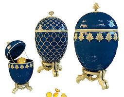 Faberge eggs 26 3D