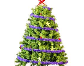 Christmas Tree green 3D model