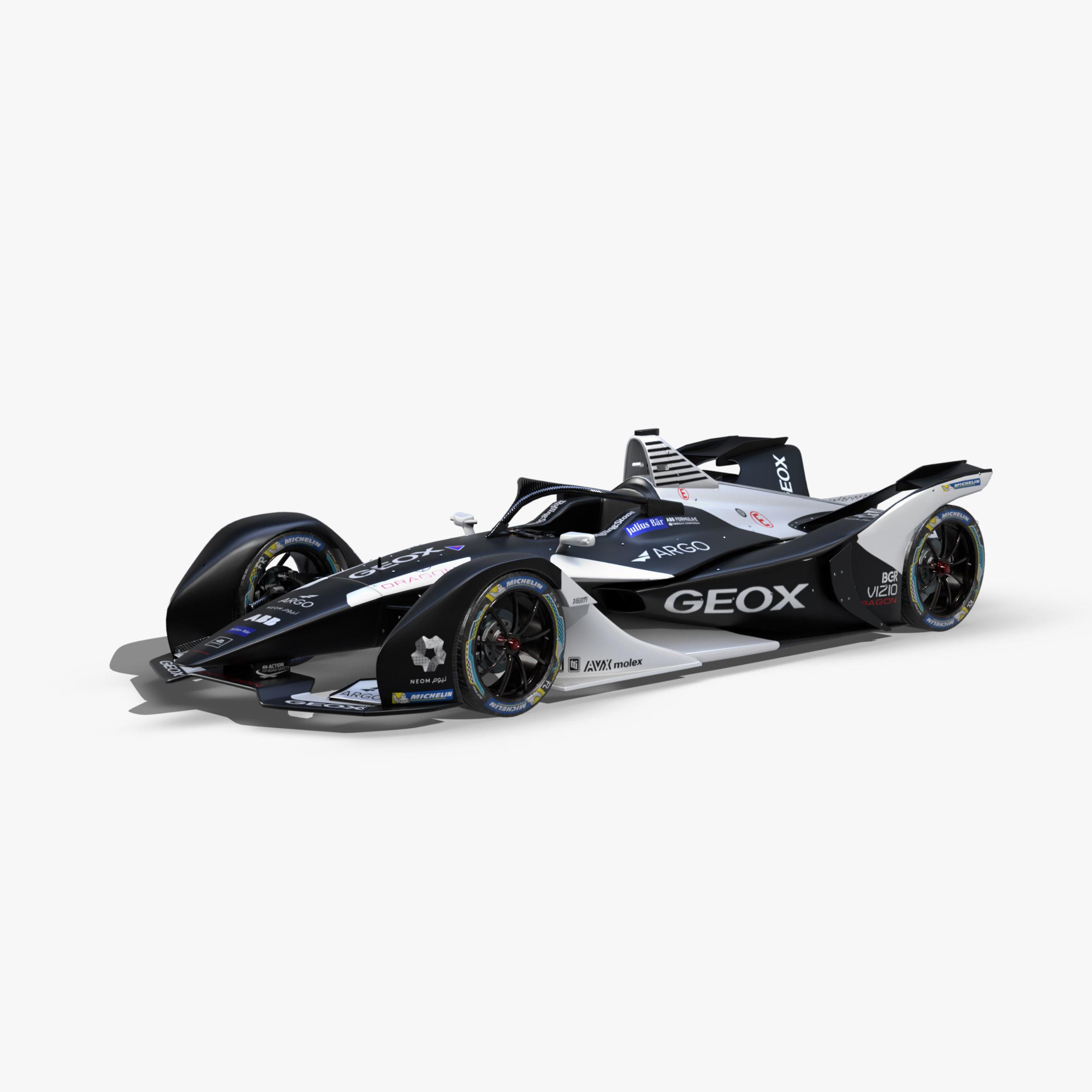Dragon Formula E 2020