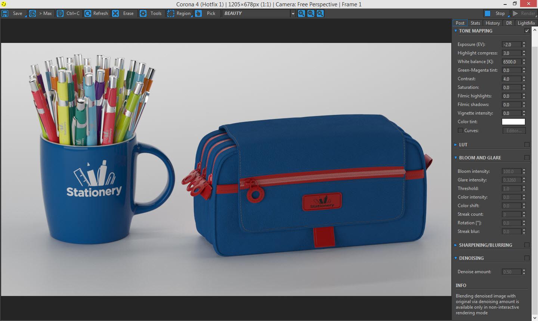 Stationery Mug With PencilCase