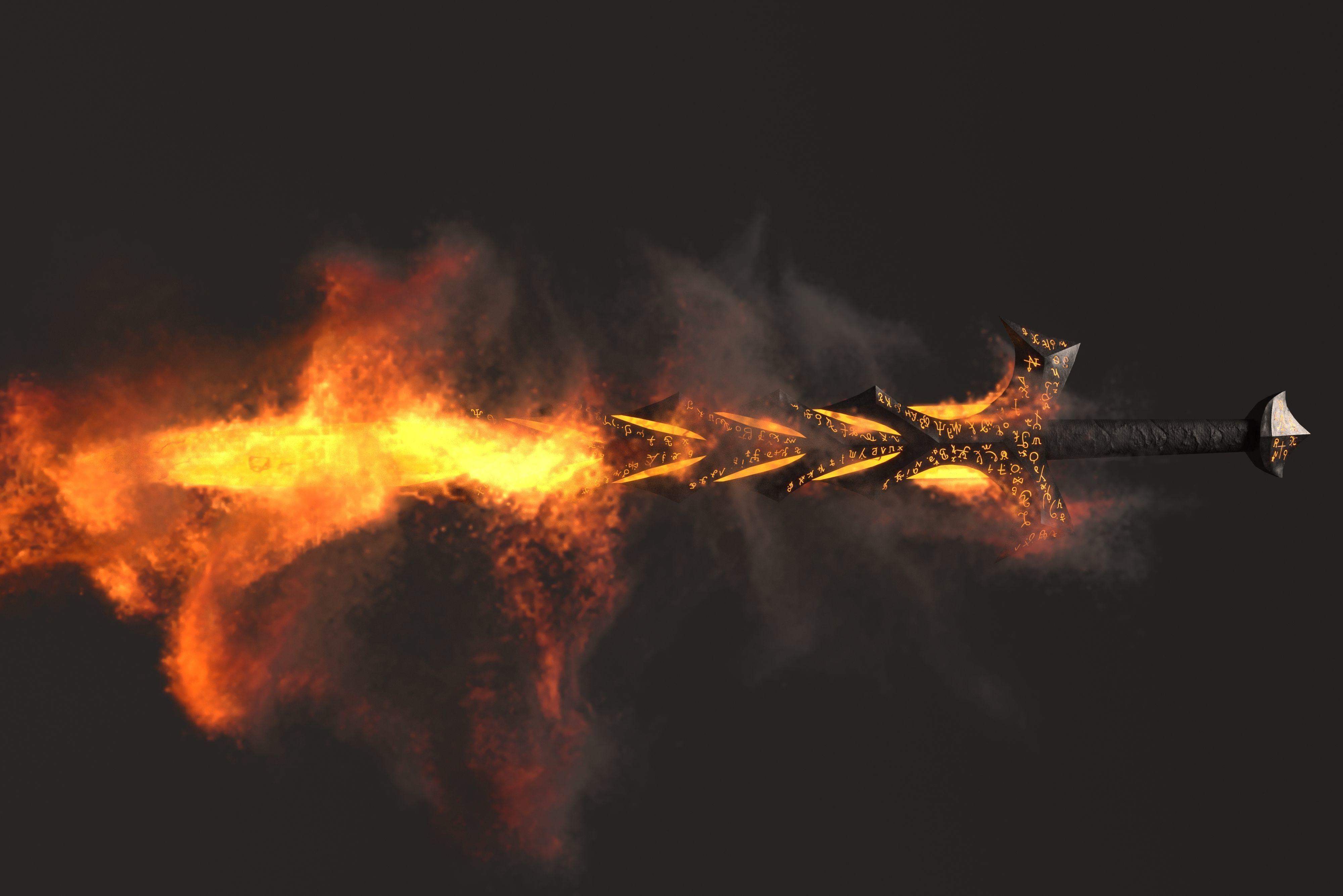 Hells Keeper Sword