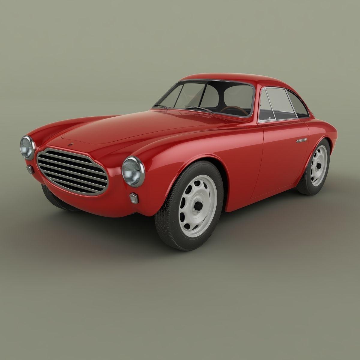Moretti 750 Gran Sport