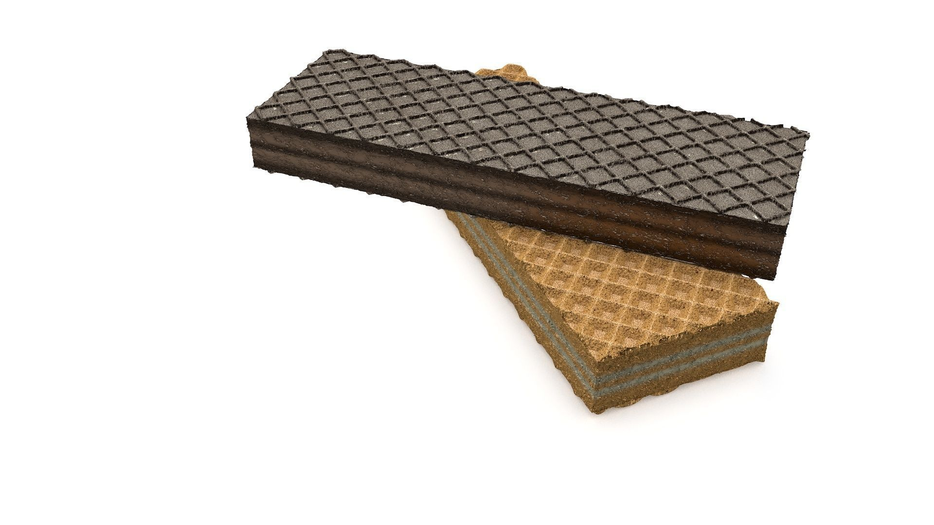 Wafer with Cream