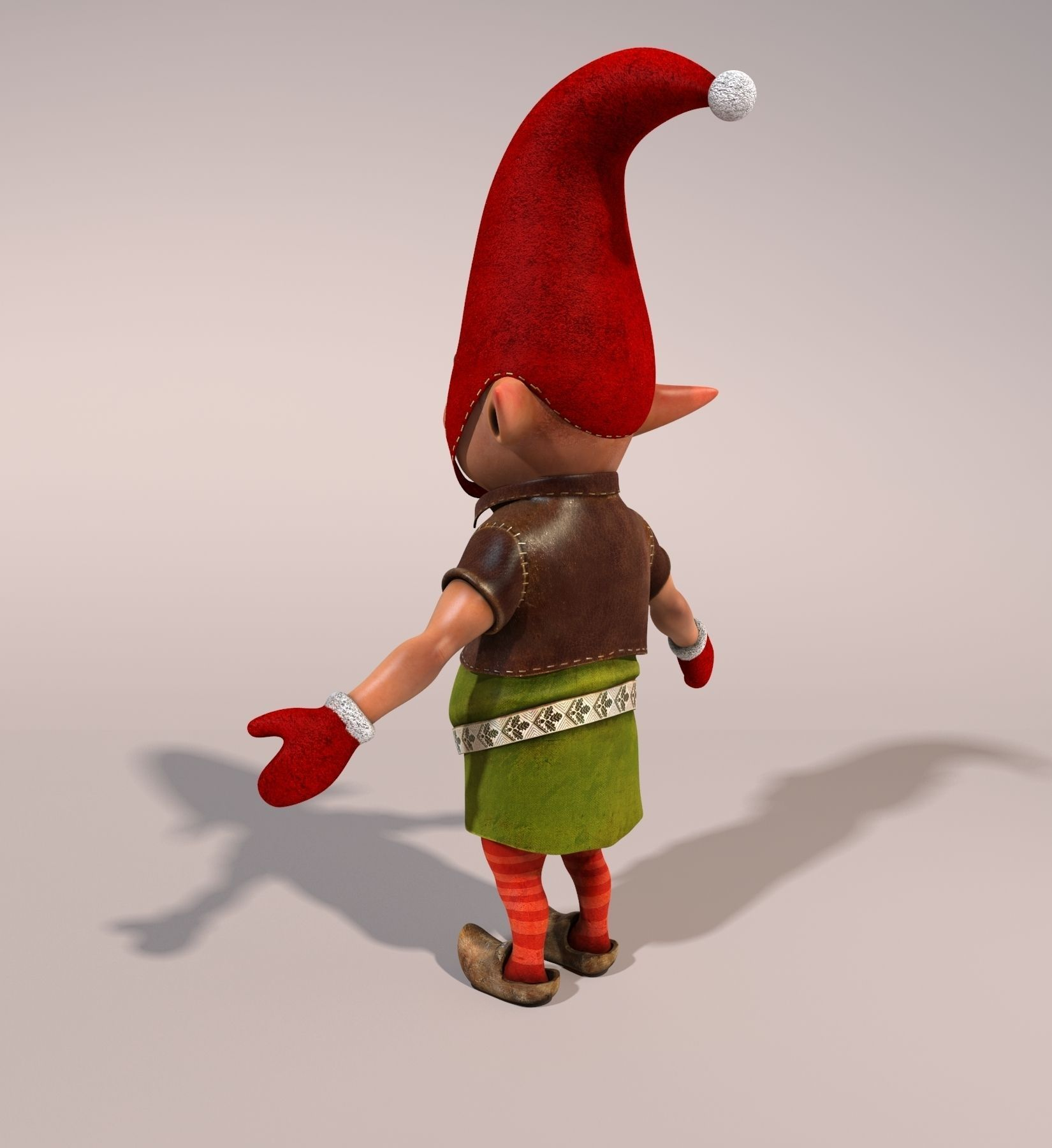Elf 3d model hentia film