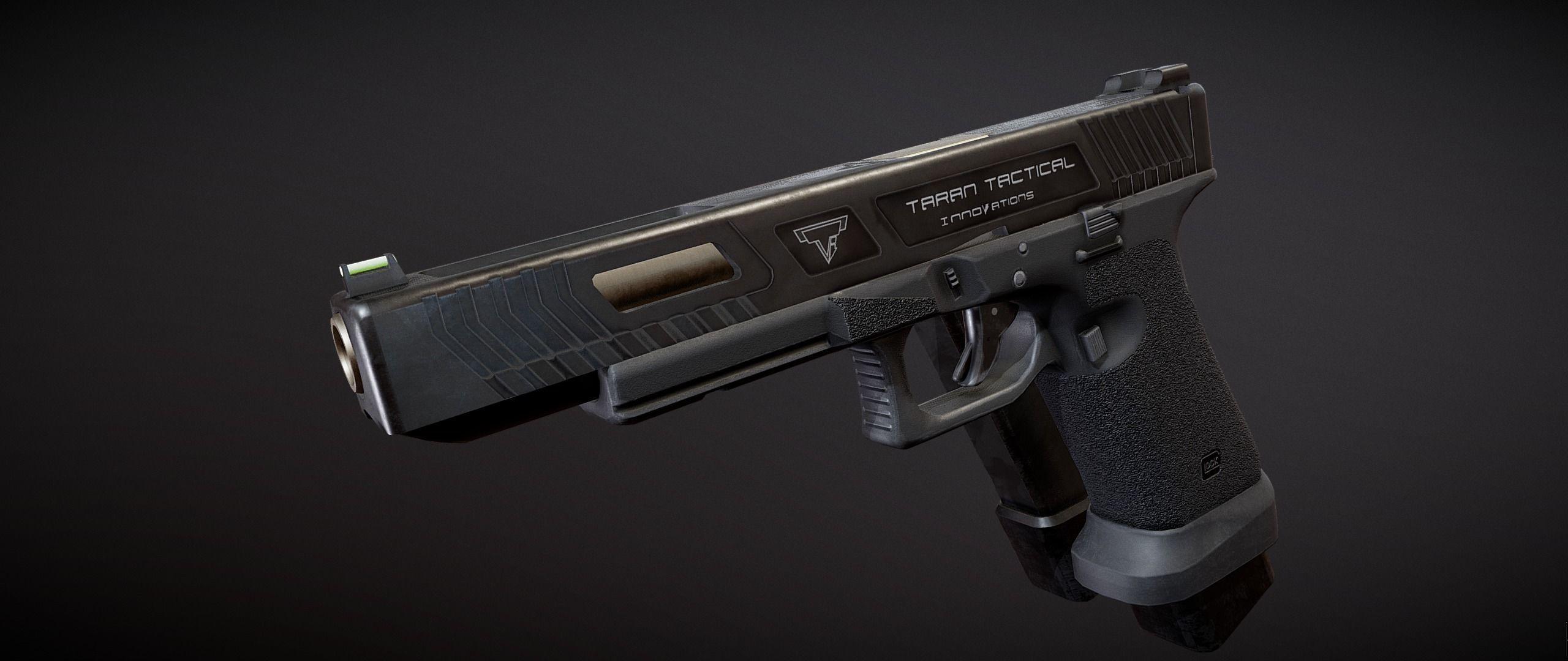TTI Glock 17l Combat Master from John Wick