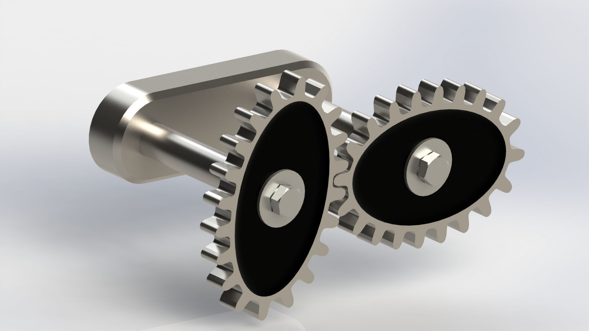 Elliptical Gear - SolidWorks