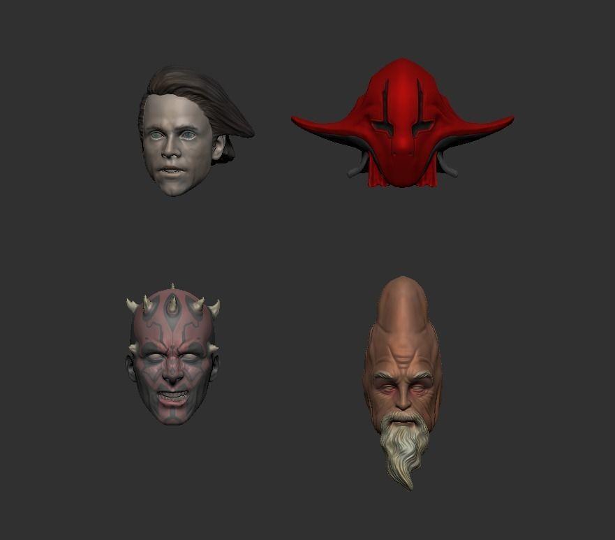 Figure Head custom 3