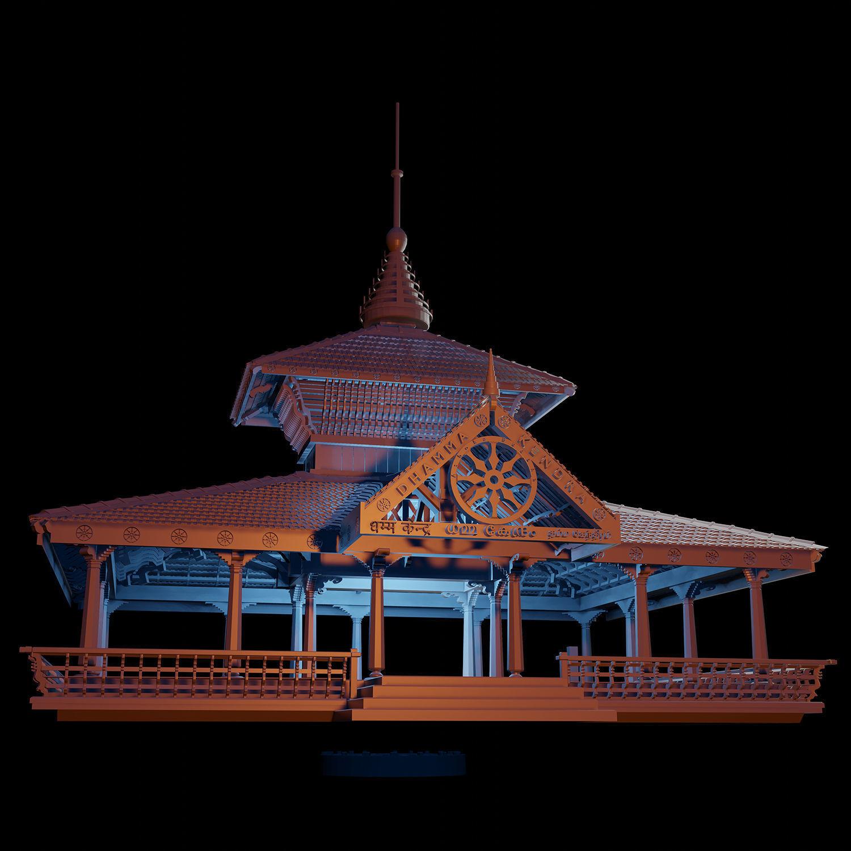 Temple kerala style