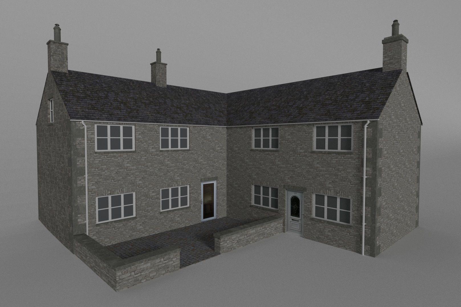 british uk cotswold stone house converted barn