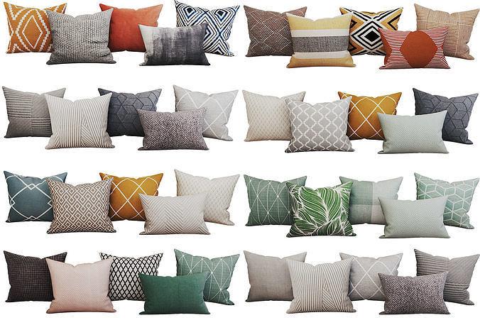 Decorative set pillow vol 2