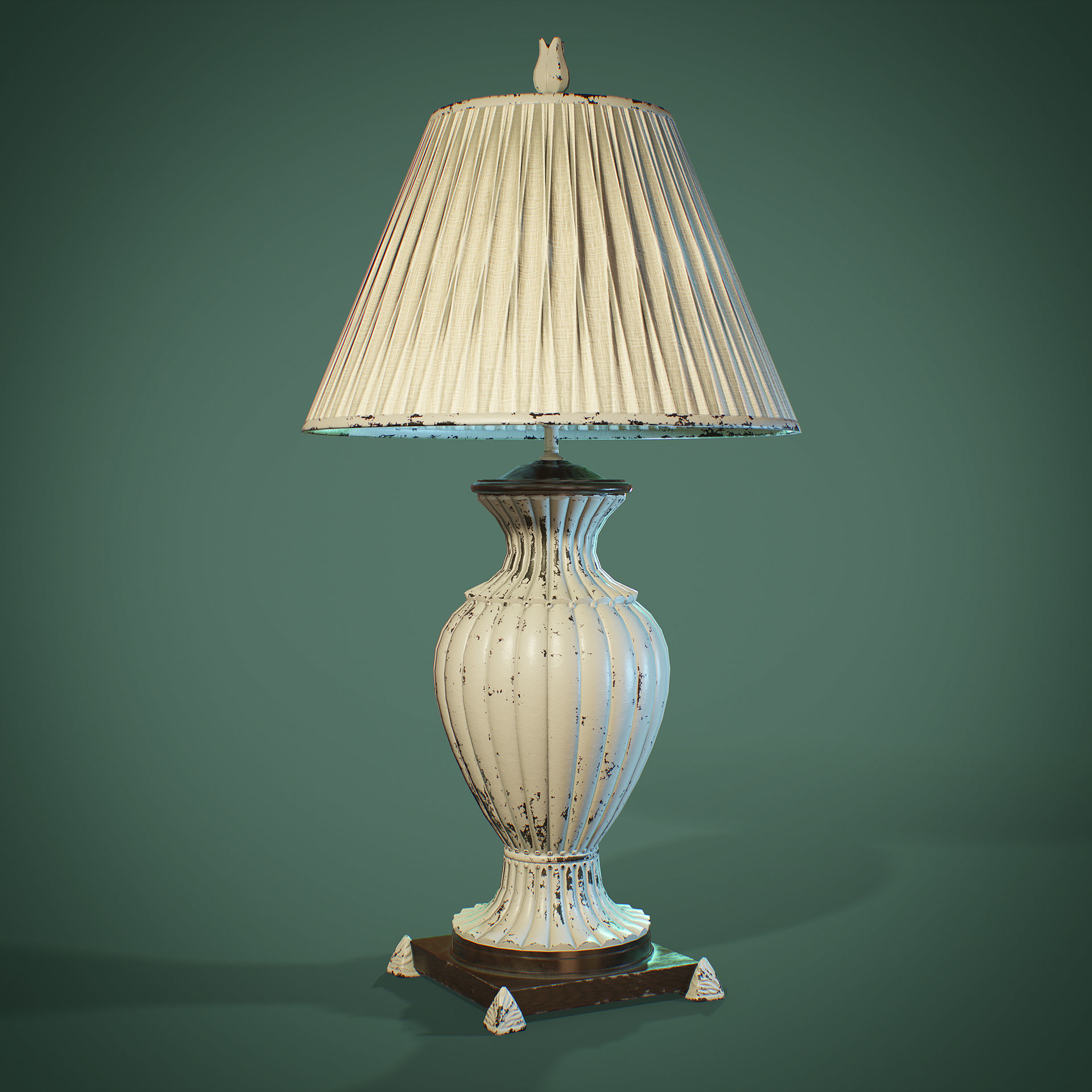 PBR Table Lamp