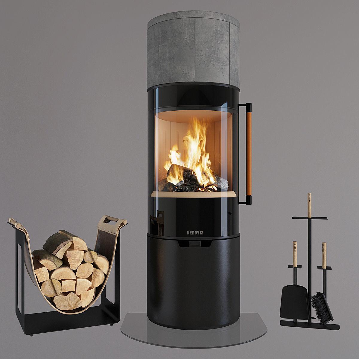 Fireplace Keddy K900T