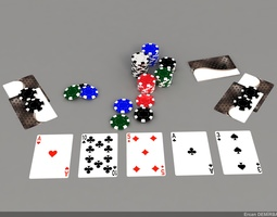 3D Game Cards