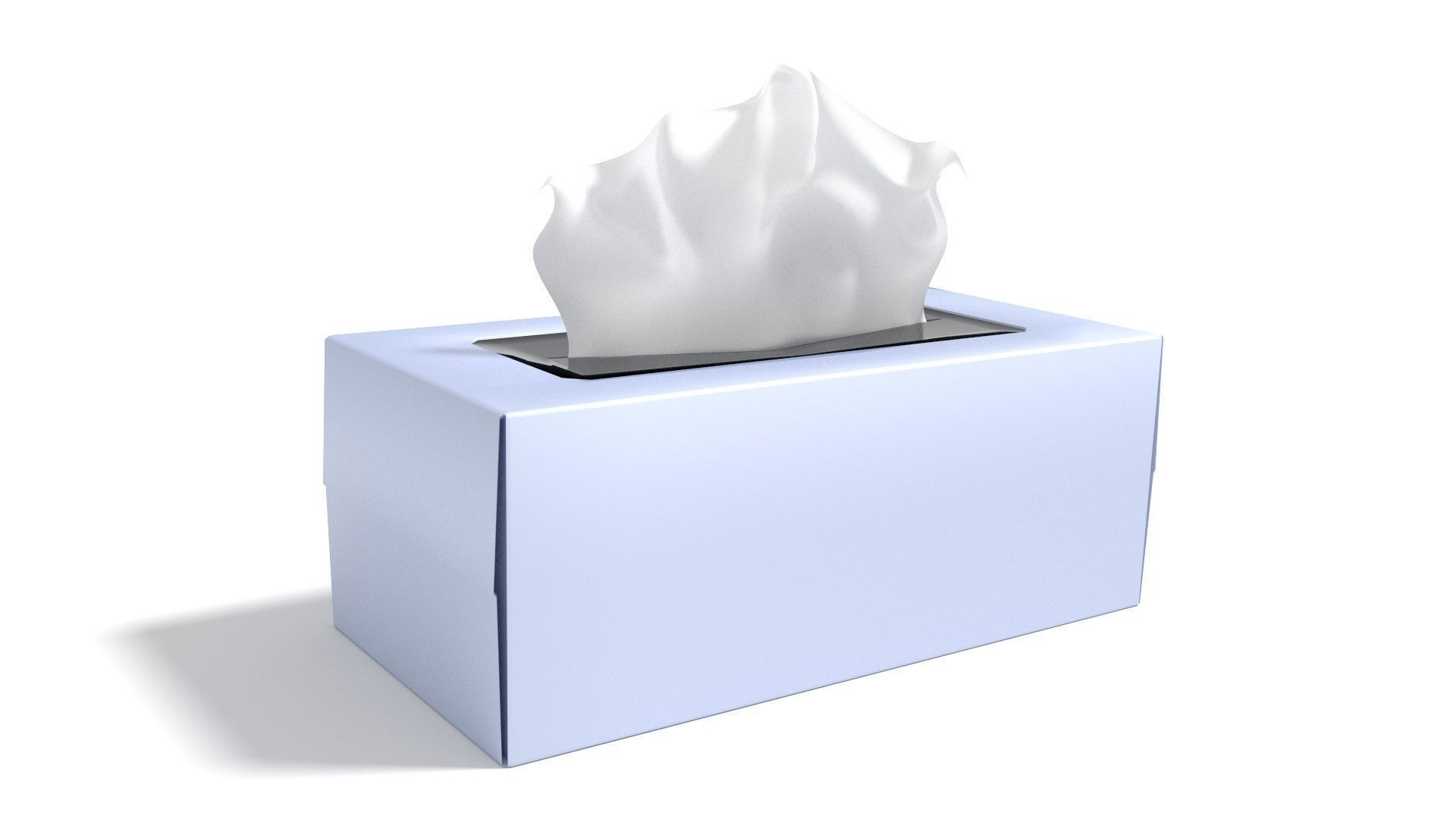 Generic Tissue Box
