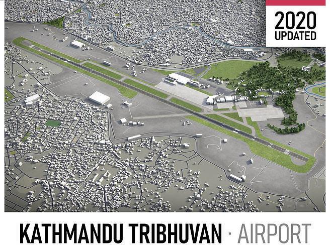 Tribhuvan International Airport - KTM