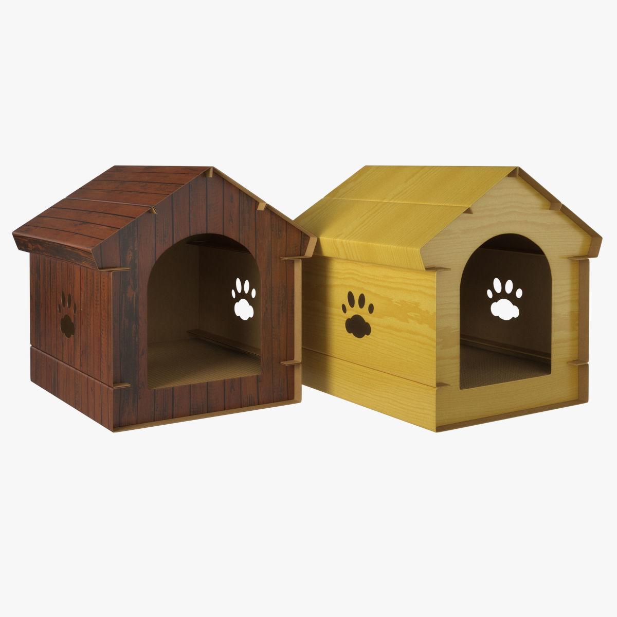 Cat House Cardboard