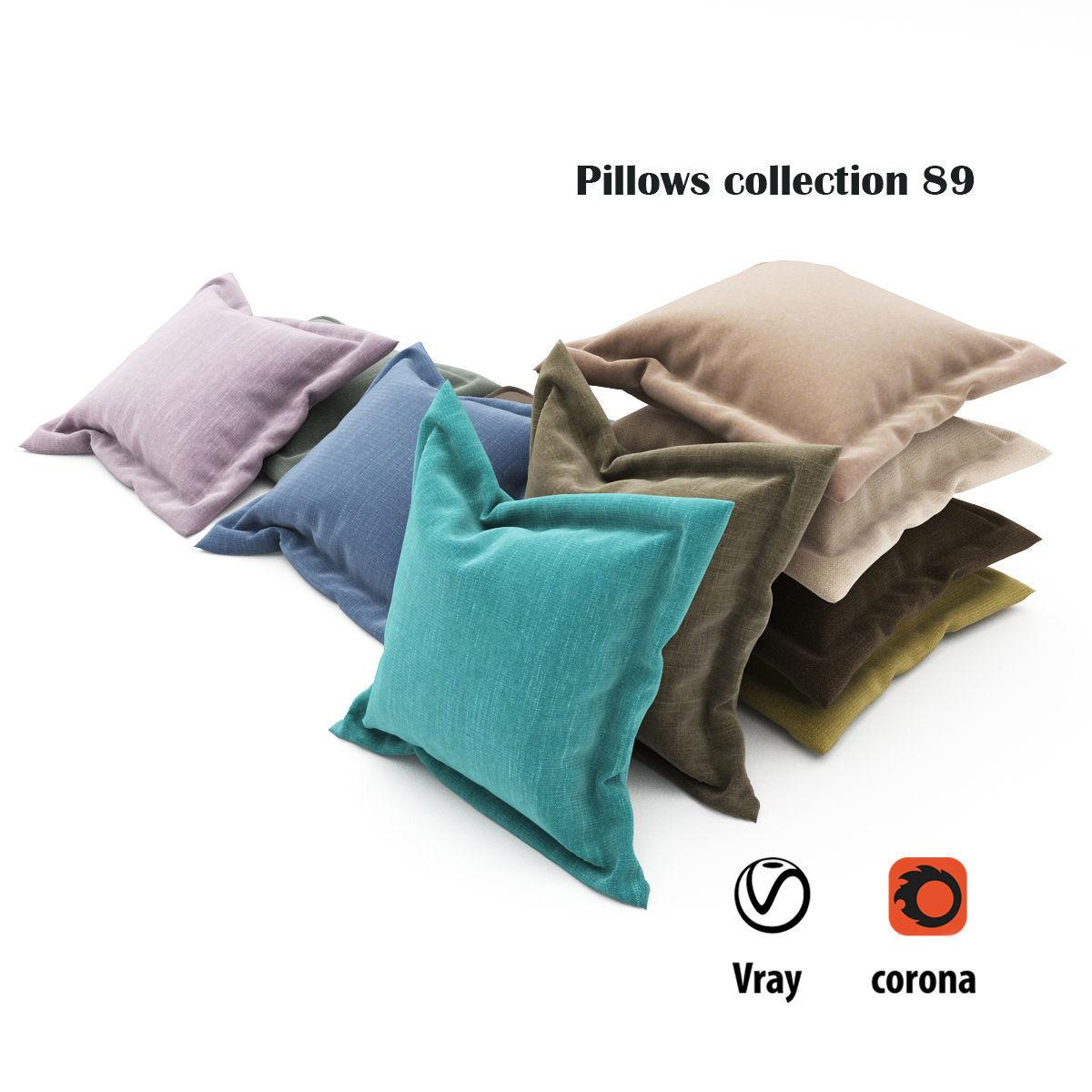 Pillows collection 89