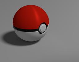 Pokeball toonami 3D
