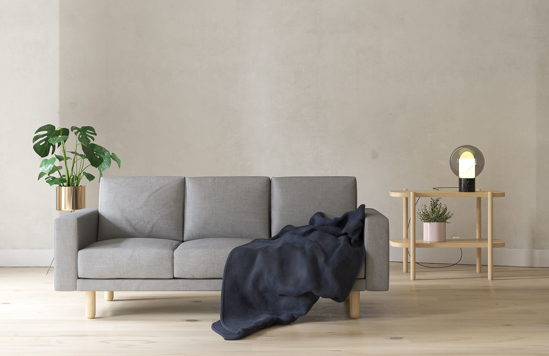 Model Sofa Scandinavian Style