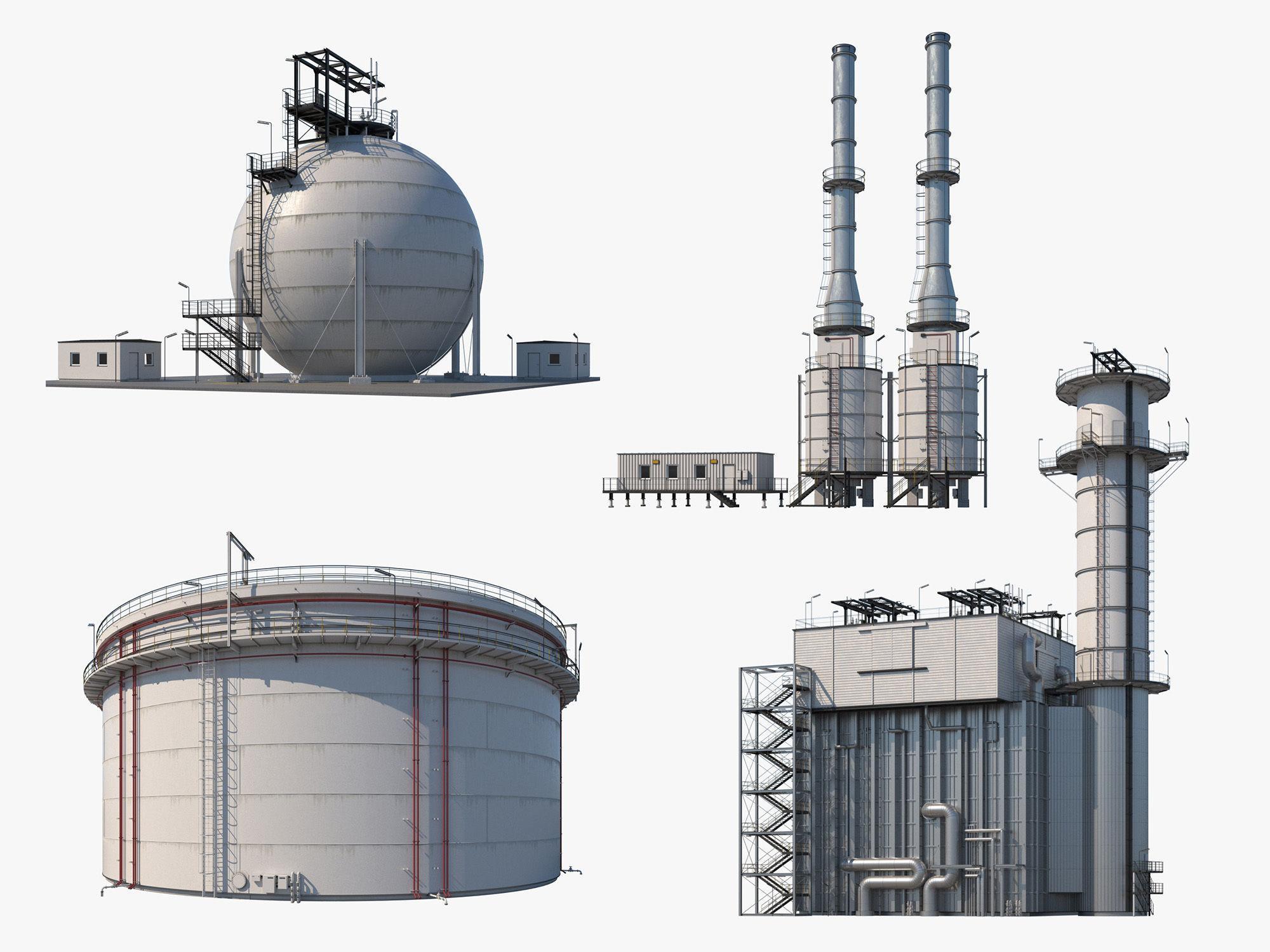 Refinery Modules