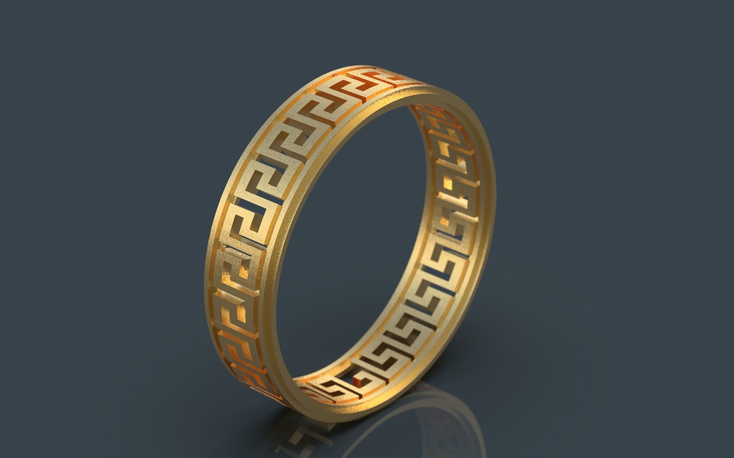 Greek ring