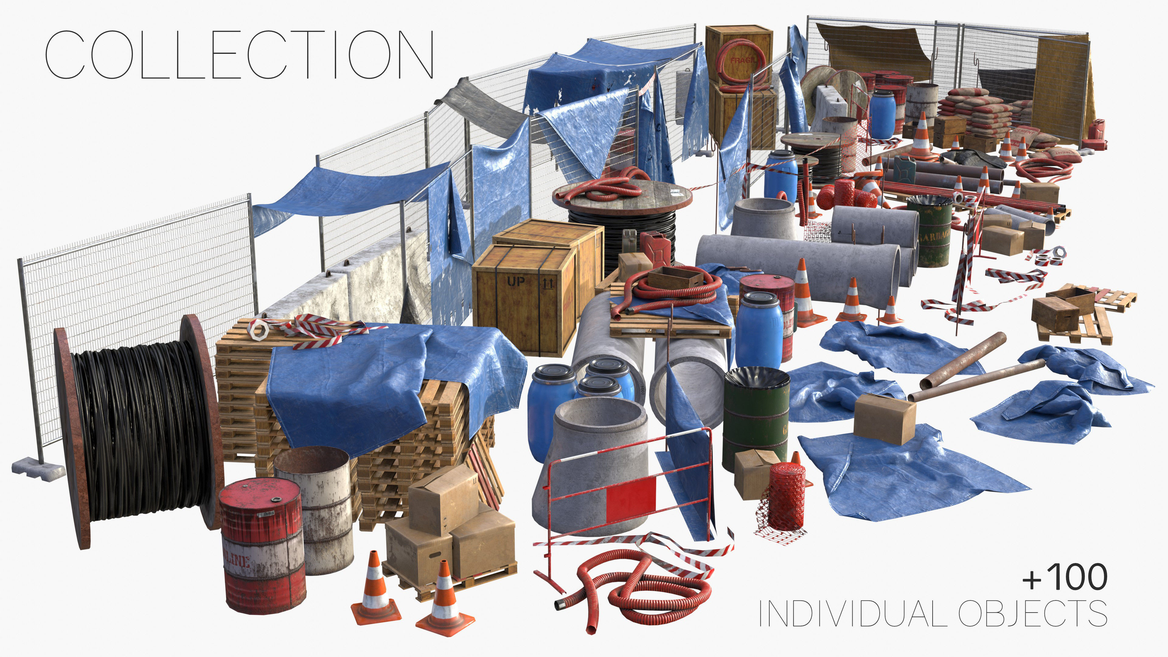 Construction Site Collection