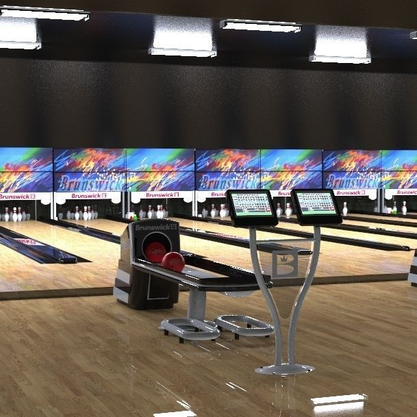 free 3d bowling download